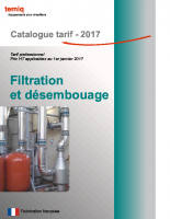 temiq catalogue filtration 2017